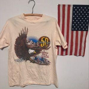 🔥VINTAGE Harley Davidson Sturgis Bikeweek Shirt